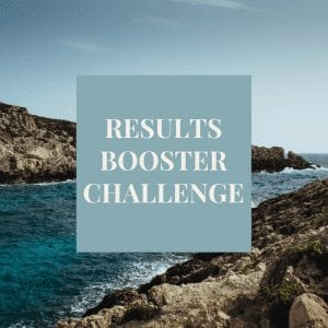 Results Booster Challenge - Join us now!