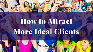 How to Attract More Ideal Client