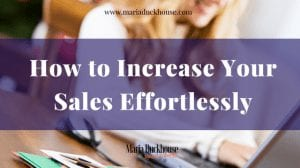 How to Increase Your Sales Effortlessly with Email