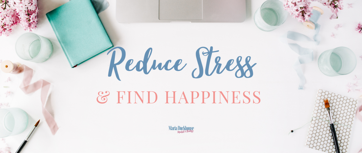 Reduce Stress & Find Happiness with Mindset Life Coaching